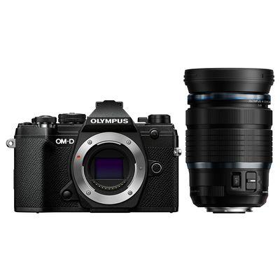 Für weitere Info hier klicken. Artikel: Olympus OM-D E-M5 III + M.Zuiko 12-100mm f/4,0 Pro schwarz