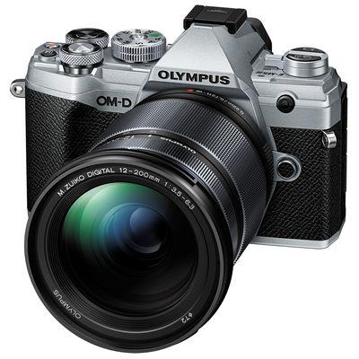 Für weitere Info hier klicken. Artikel: Olympus OM-D E-M5 III + M.Zuiko 12-200mm silber
