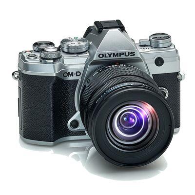 Für weitere Info hier klicken. Artikel: Olympus OM-D E-M5 III + M.Zuiko 12-45mm f/4 Pro silber-schwarz