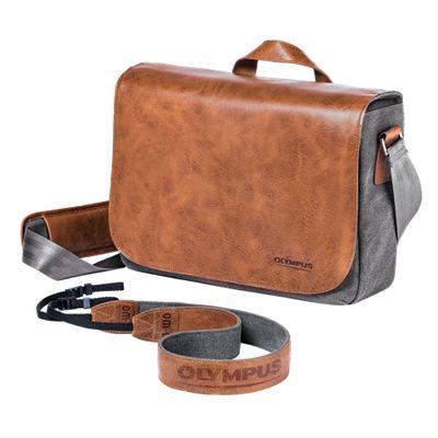 Für weitere Info hier klicken. Artikel: Olympus OM-D Messenger Leather Bag (inkl. Gurt)