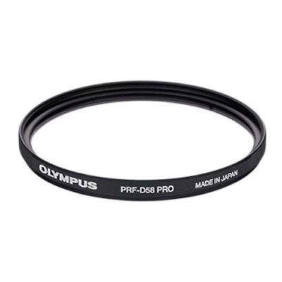 Für weitere Info hier klicken. Artikel: Olympus PRF-D58 Pro Schutzfilter E 58