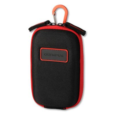 Für weitere Info hier klicken. Artikel: Olympus Tasche CSCH-107 Hard Case mit Karabinerhaken - passend für TG, SH und VR-Serie