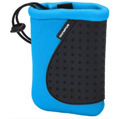 Für weitere Info hier klicken. Artikel: Olympus Tasche CSCH-70 Case L blau