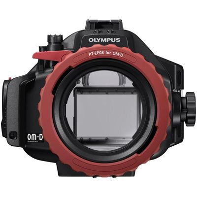 Für weitere Info hier klicken. Artikel: Olympus UW-Gehäuse PT-EP 08