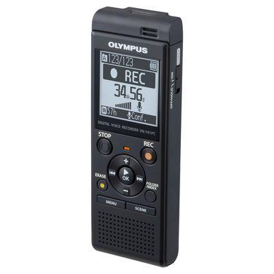 Für weitere Info hier klicken. Artikel: Olympus VN-741PC Schwarz (4GB) inkl. Batterien