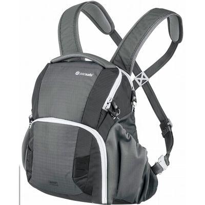 Für weitere Info hier klicken. Artikel: Pacsafe Camsafe V11 Kamera Fronttasche Storm Grey grau