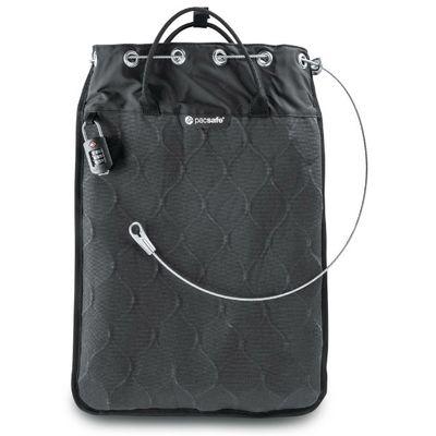 Für weitere Info hier klicken. Artikel: Pacsafe Travelsafe 12L GII Portable safe Charcoal polyester anthrazit