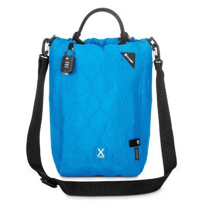 Für weitere Info hier klicken. Artikel: Pacsafe Travelsafe X15 Portable Safe Hawaiian Blue blau blau
