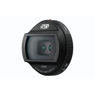 Für weitere Info hier klicken. Artikel: Panasonic AF 12/12,5 3D-Objektiv Micro Four Thirds