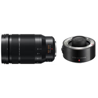 Für weitere Info hier klicken. Artikel: Panasonic AF 50-200mm f/2,8-4,0 Leica DG Vario Elmarit O.I.S. + Panasonic Telekonverter DMW-TC20E MFT