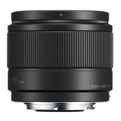 Für weitere Info hier klicken. Artikel: Panasonic AF 25mm f/1,7 Asph. G Micro Four Thirds schwarz