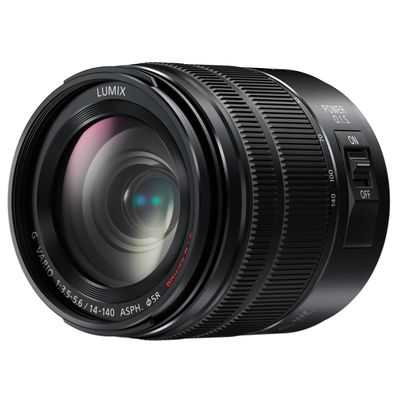 Für weitere Info hier klicken. Artikel: Panasonic AF 3,5-5,6/14-140 G Var. OIS Micro Four Thirds schwarz
