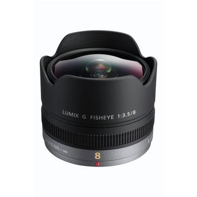 Für weitere Info hier klicken. Artikel: Panasonic AF 8mm f/3,5 Fisheye Micro Four Thirds