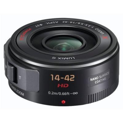 Für weitere Info hier klicken. Artikel: Panasonic AF X 3,5-5,6/14-42 OIS Vario schwarz Micro Four Thirds