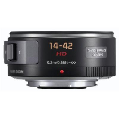Für weitere Info hier klicken. Artikel: Panasonic AF X 14-42mm f/3,5-5,6 OIS Vario schwarz Micro Four Thirds