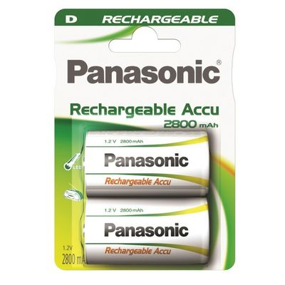 Für weitere Info hier klicken. Artikel: Panasonic Akku Ready to Use rechargeable Mono