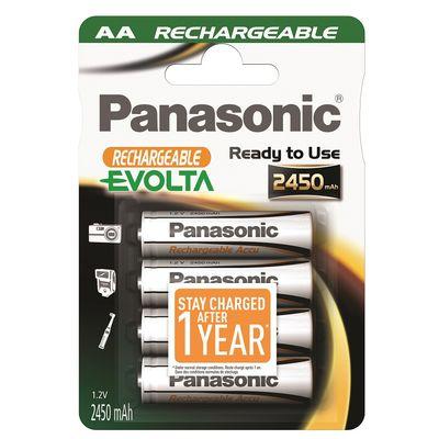 Für weitere Info hier klicken. Artikel: Panasonic Akku Rechargeable Evolta Mignon