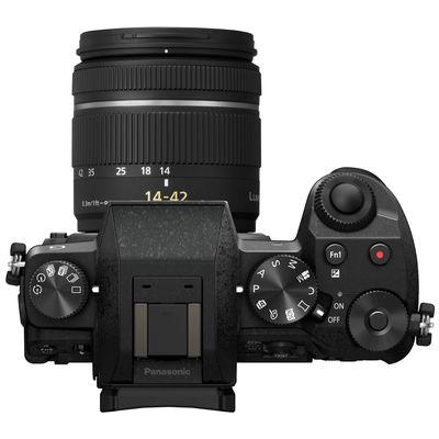 Für weitere Info hier klicken. Artikel: Panasonic Lumix DMC-G70 + AF 14-42mm OIS G-Vario schwarz