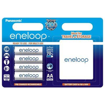 Für weitere Info hier klicken. Artikel: Panasonic Eneloop Mignon AA 1900 mAh + Akkubox