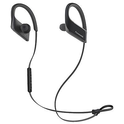 Für weitere Info hier klicken. Artikel: Panasonic Funkkopfhörer RP-BTS30E schwarz