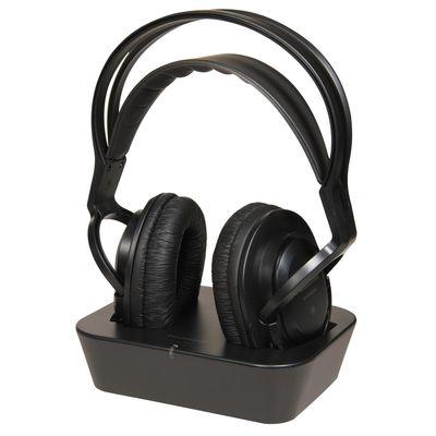 Für weitere Info hier klicken. Artikel: Panasonic Funkkopfhörer RP-WF830 schwarz