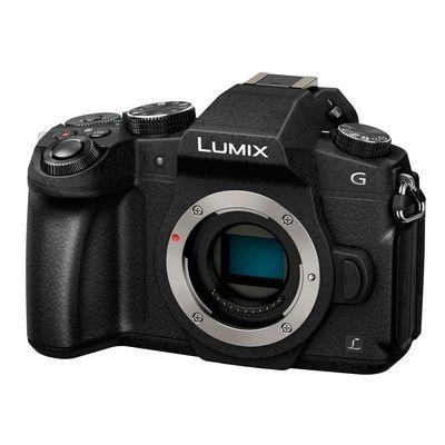 Für weitere Info hier klicken. Artikel: Panasonic Lumix DMC-G81 schwarz