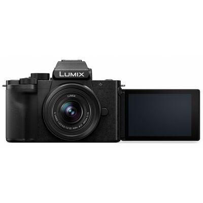 Für weitere Info hier klicken. Artikel: Panasonic Lumix DC-G110 + AF 12-32mm + Stativ-Griff DMW-SHGR1