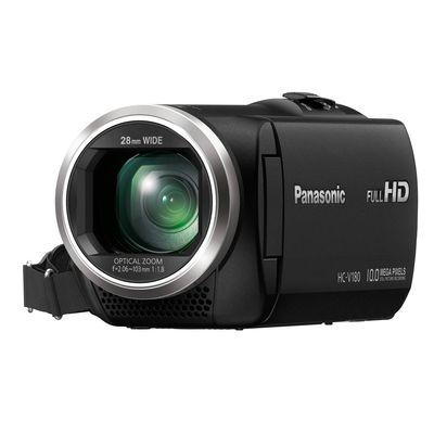 Für weitere Info hier klicken. Artikel: Panasonic HC-V 180 inkl. Tasche, SDHC-Card Ultra UHS-1 80MB/s 32 GB