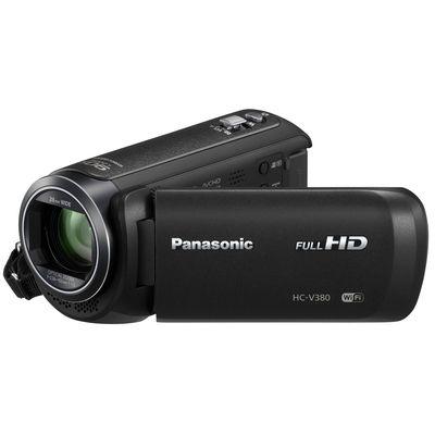 Für weitere Info hier klicken. Artikel: Panasonic HC-V 380 schwarz