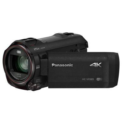 Für weitere Info hier klicken. Artikel: Panasonic HC-VX 989 schwarz
