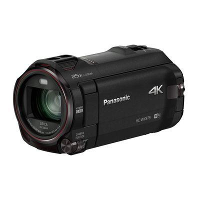 Für weitere Info hier klicken. Artikel: Panasonic HC-WX 979 schwarz