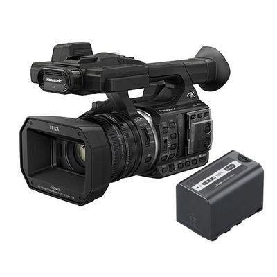 Für weitere Info hier klicken. Artikel: Panasonic HC-X 1000+Zusatz Akku VW-VBD58E-KC -Restposten, wie neu-