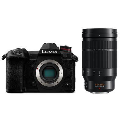 Für weitere Info hier klicken. Artikel: Panasonic Lumix DC-G9 + 50-200mm f/2,8-4,0 Leica DG Vario Elmarit O.I.S. Micro Four Thirds
