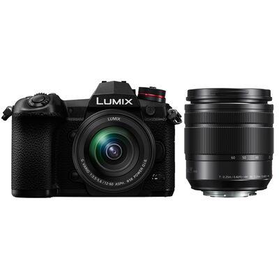 Für weitere Info hier klicken. Artikel: Panasonic Lumix DC-G9 + AF 12-60mm G Vario Asph. OIS + AF 12-60mm f/3,5-5,6 G Vario Asph. OIS
