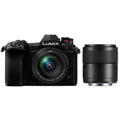 Für weitere Info hier klicken. Artikel: Panasonic Lumix DC-G9 + AF 12-60mm G Vario Asph. OIS + AF 30mm f/2,8 G Macro Asph. OIS