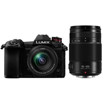 Für weitere Info hier klicken. Artikel: Panasonic Lumix DC-G9 + AF 12-60mm G Vario Asph. OIS + AF 35-100mm f/2,8 Power OIS