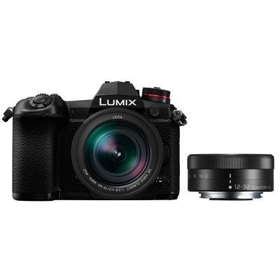 Für weitere Info hier klicken. Artikel: Panasonic Lumix DC-G9 + Leica DG Elmarit AF 12-60mm f/2,8-4,0 OIS + AF 12-32mm f/3,5-5,6 asph.schwa.