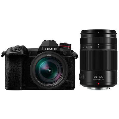 Für weitere Info hier klicken. Artikel: Panasonic Lumix DC-G9 + Leica DG Elmarit AF 12-60mm f/2,8-4,0 OIS + AF 35-100mm f/2,8 Power OIS