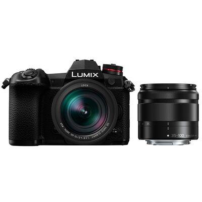 Für weitere Info hier klicken. Artikel: Panasonic Lumix DC-G9 + Leica DG Elmarit AF 12-60mm f/2,8-4,0 OIS + AF 4,0-5,6/35-100 Asph. G Vario OIS
