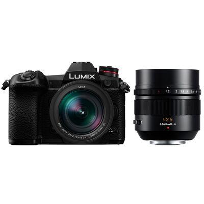 Für weitere Info hier klicken. Artikel: Panasonic Lumix DC-G9 + Leica DG Elmarit AF 12-60mm f/2,8-4,0 OIS + AF Nocticron 42,5mm f/1,2 Power OIS DG