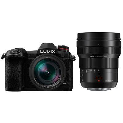 Für weitere Info hier klicken. Artikel: Panasonic Lumix DC-G9 + Leica DG Elmarit AF 12-60mm f/2,8-4,0 OIS + Leica DG Vario 8-18mm f/2,8-4,0