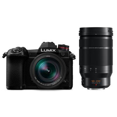 Für weitere Info hier klicken. Artikel: Panasonic Lumix DC-G9 + Leica DG Elmarit AF 12-60mm f/2,8-4,0 OIS + AF 50-200mm f/2,8-4,0 Leica DG Vario Elmarit O.I.S. Micro Four Thirds