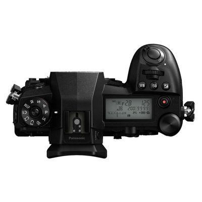 Für weitere Info hier klicken. Artikel: Panasonic Lumix DC-G9 + AF 12-60mm G Vario Asph. OIS + Panasonic Akku DMW-BLF 19