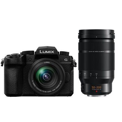 Für weitere Info hier klicken. Artikel: Panasonic Lumix DC-G91 + AF 12-60mm G Vario Asph. OIS + AF 50-200mm f/2,8-4,0 Leica DG Vario Elmarit O.I.S.