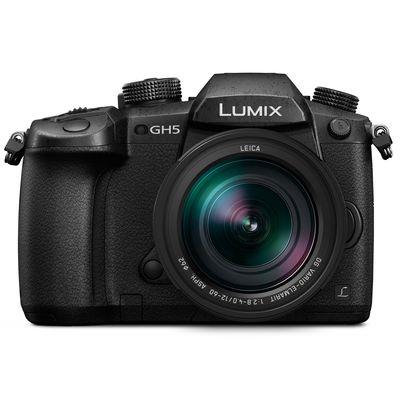 Für weitere Info hier klicken. Artikel: Panasonic Lumix DC-GH5, 2,8-4,0/12-60 Leica DG Elmarit Micro Four Thirds schwarz