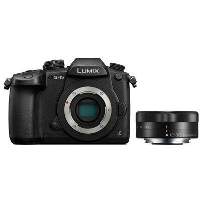 Für weitere Info hier klicken. Artikel: Panasonic Lumix DC-GH5 + AF 12-32mm f/3,5-5,6 asph.schwa.