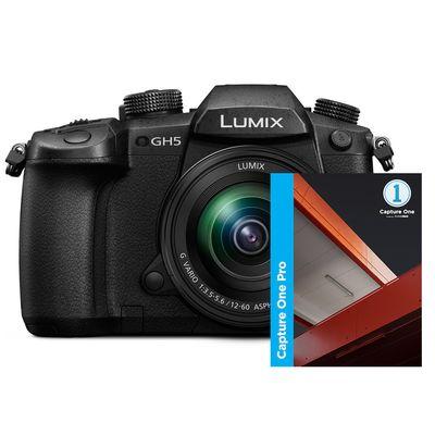 Für weitere Info hier klicken. Artikel: Panasonic Lumix DC-GH5,AF 12-60(H-FS12060E) + Capture One Pro 12 schwarz