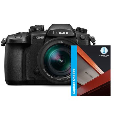 Für weitere Info hier klicken. Artikel: Panasonic Lumix DC-GH5 + Leica DG Elmarit AF 12-60mm f/2,8-4,0 + Capture One Pro 12 (inkl. Upgrade auf Version 20)