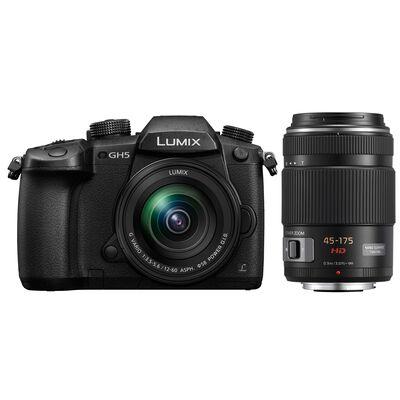 Für weitere Info hier klicken. Artikel: Panasonic Lumix DC-GH5 + AF 12-60mm G Vario Asph. OIS + AF X 45-175mm f/4,0-5,6 G OIS Vario asph.