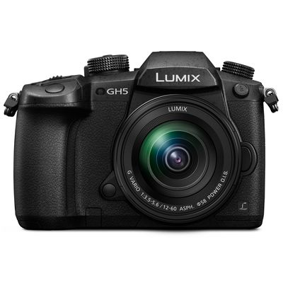 Für weitere Info hier klicken. Artikel: Panasonic Lumix DC-GH5,AF 3,5-5,6/12-60 (FS12060) Micro Four Thirds schwarz